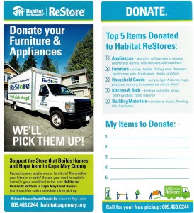 New Jersey Donate Furniture